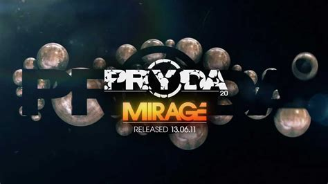 Eric Prydz Opus Vinyl - pryda mirage out now official