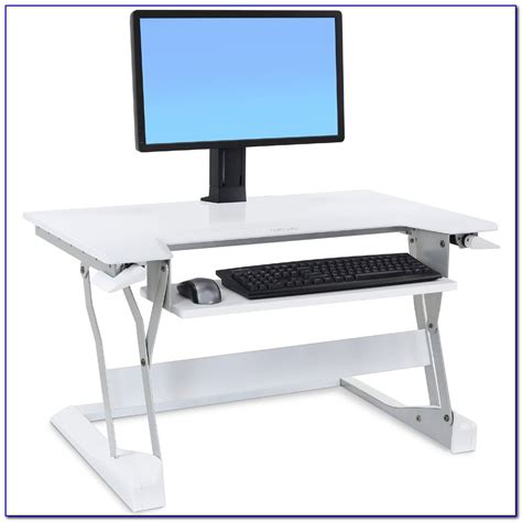 amazon sit stand desk ergotron sit stand desk amazon desk home design ideas