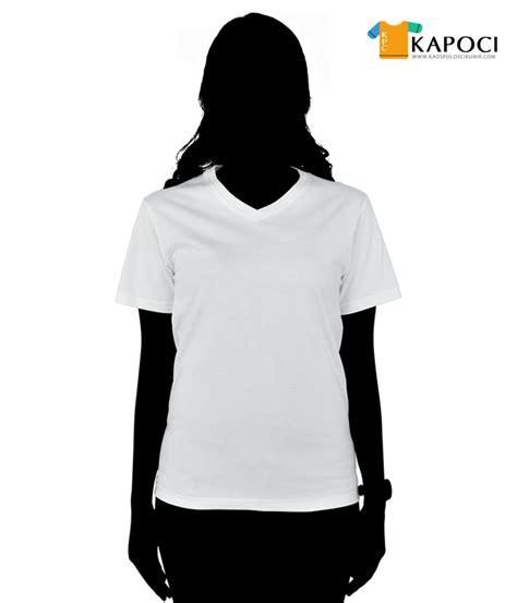 Kaos Polos V Neck Dan V Neck grosir kaos polos dengan harga murah dan bahan berkualitas
