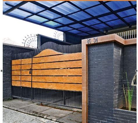 Kreatif Dan Dinamis Dengan Batu Alam konsep rumah asri rumah minimalis