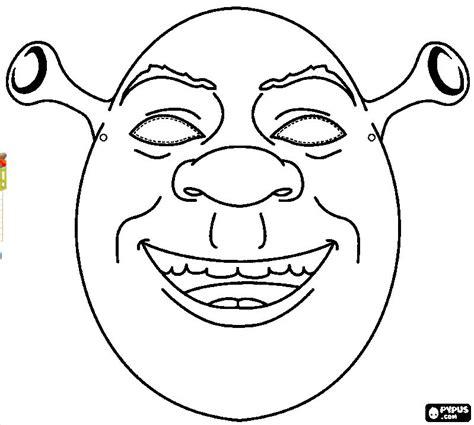 106 Dessins De Coloriage Shrek 224 Imprimer Dessin De Dingo A Imprimer L