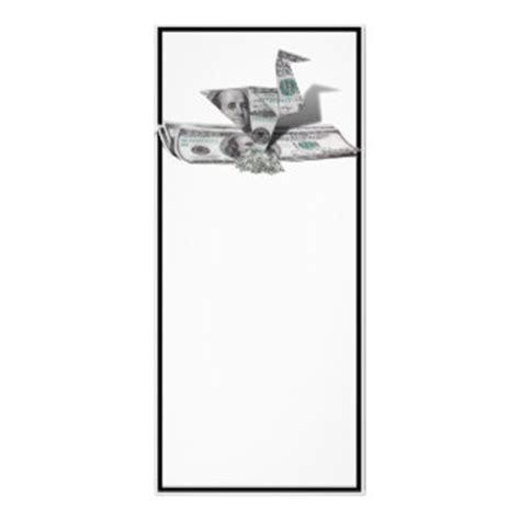 blank rack card template free blank dollar bill template free clip