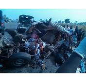 Dead Bodies Everywhere Fatal Accident Kills Many In