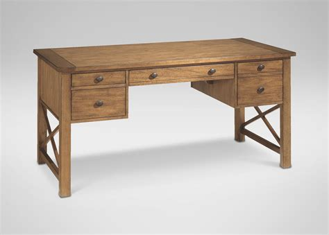Desks For Home Office Ethan Allen Kenzie Desk Ethan Allen