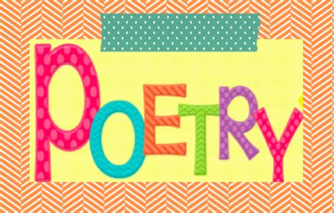 Image result for poetry clipart