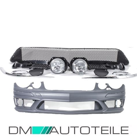 Abs Lackieren Vorbereiten by Mercedes W211 Front Sto 223 Stange 06 09 Facelift Abs Amg