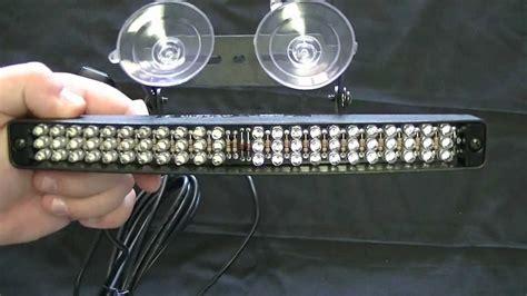 police emergency lights for sale star mini phantom led dash light close up youtube