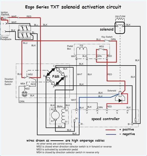 ez go golf cart wiring diagram pdf wiring diagram 2018