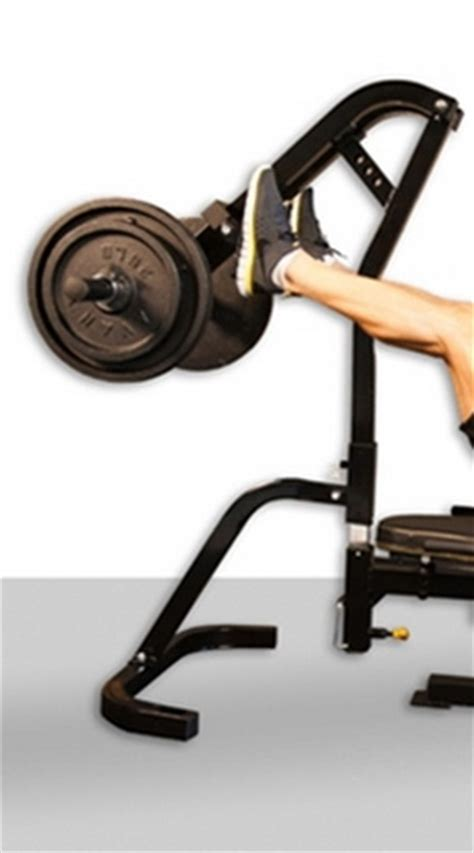 bench press accessories powertec workbench leg press accessory the bench press