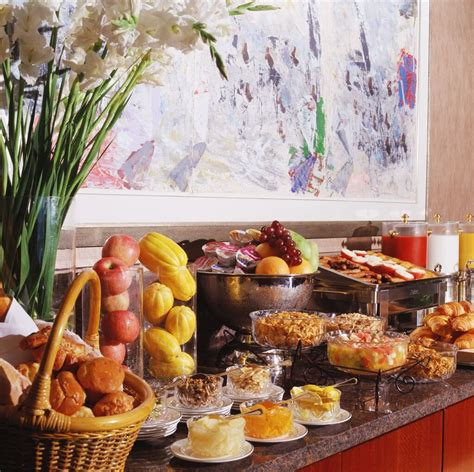 Breakfast Buffet أنا من البلد دي Buffet Recipe Ideas