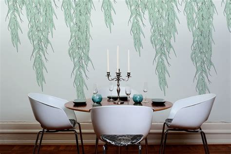 interior design modern dining room widescreen wallpaper willow wallpaper modern dining room detroit by the
