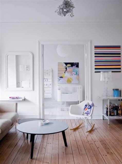 white simply scandinavian home interior paint