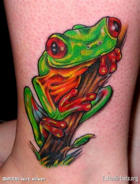 frog tattoo meaning symbolic meaning of frog find a