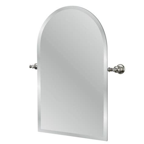 pegasus bathroom mirrors pegasus verdanza 24 7 16 in x 24 5 16 in brushed nickel