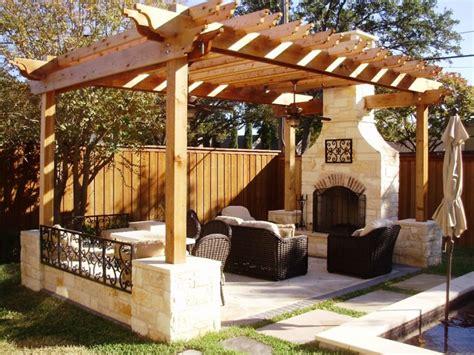 pergola ideas pergolado de madeira em 50 ideias casas modernas