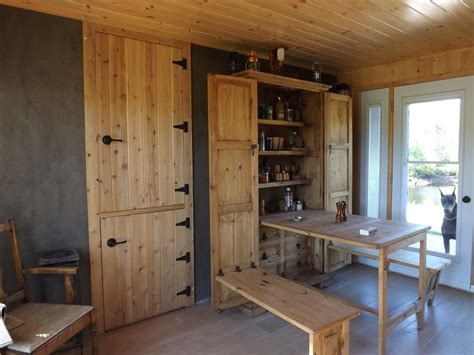 Cowboy Kitchen by Sault Ste Turning The Chainsaw In The