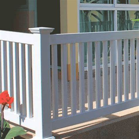 Banister Kit by White Railing Kit