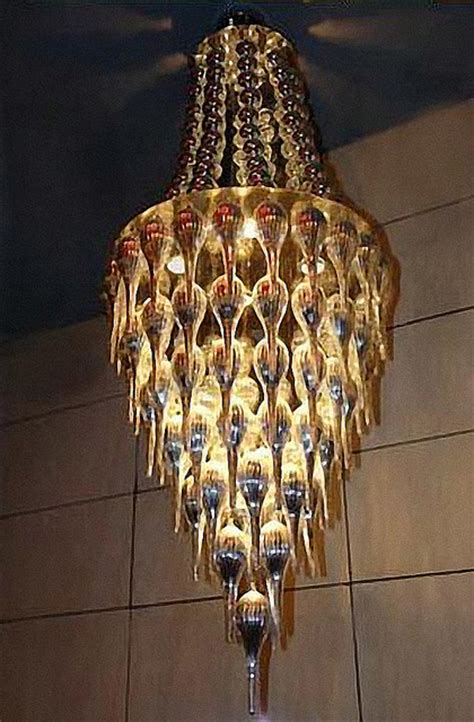 Handmade Chandeliers - modern handmade glass shades chandelier contemporary