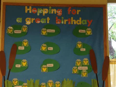 bulletin board ideas preschoolers preschool birthday bulletin board ideas