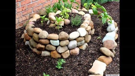 diy rock garden ideas