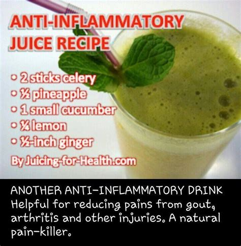 Anti Inflammatory Detox Juice by 17 Best Images About Juice Recipes On Juice