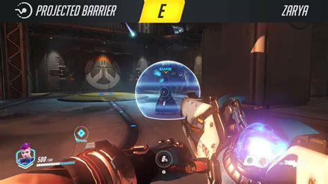 Where To Find To Play Overwatch With Overwatch How To Play Zarya