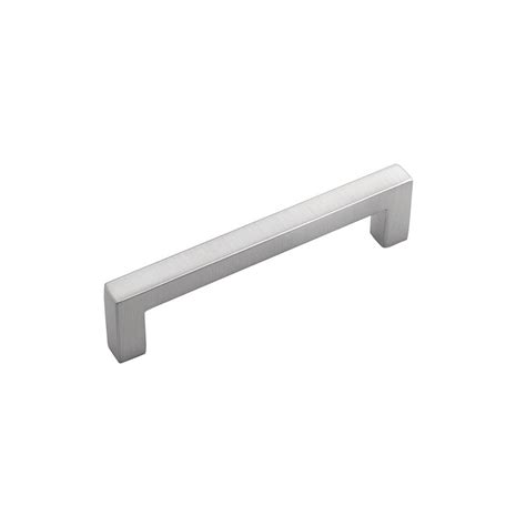 4 Cabinet Pulls Hickory Hardware 3 3 4 96 Mm Skylight Stainless Steel