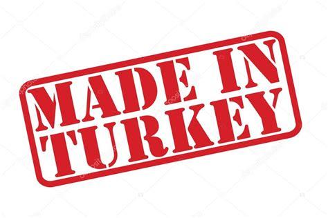 turkey rubber st сделано в турции штамп вектор на белом фоне векторное