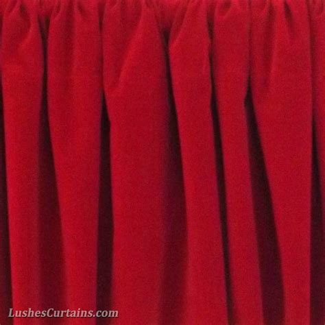 cherry red curtains window treatment cherry red rod pocket curtain topper