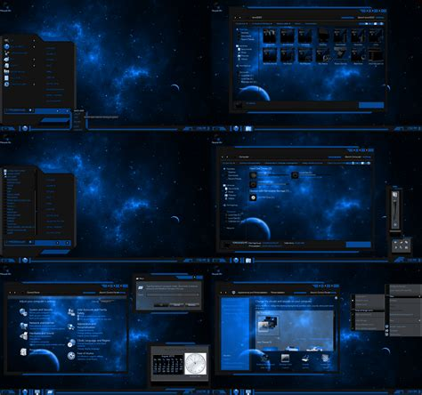themes for windows 7 blue windows 7 theme blue line glass by tono3022 on deviantart