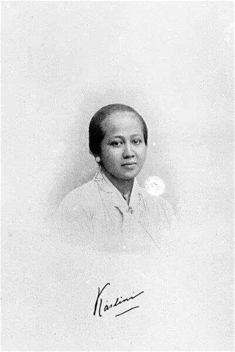 biografi ra kartini dalam bahasa inggris dan artinya r a kartini indonesia amazing history pinterest