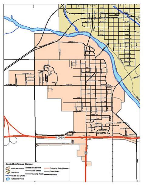 Hutchinson Ks County City Map South Hutchinson Ks Official Website