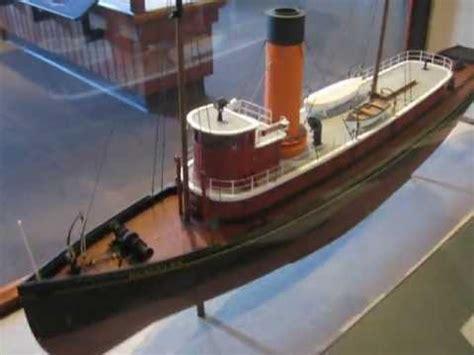 tug boat depot steam tug hercules model youtube