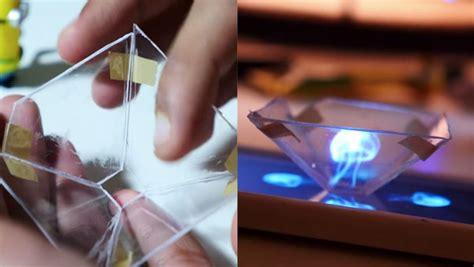 Best Quality X Nasa Doble Hologram Sudah Bpom How To Make 3d Hologram At Home By The Easiest Method