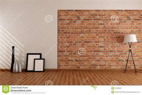 brick room empty room with brick wall stock illustration illustration of nobody 24353207