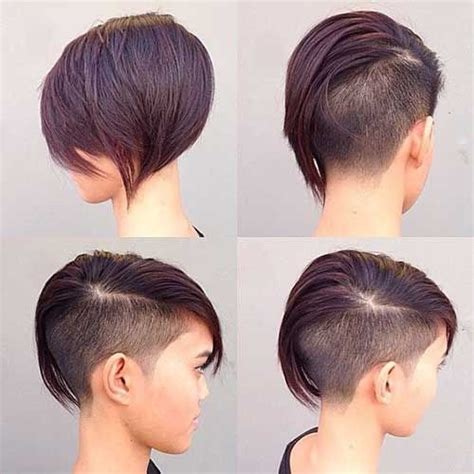 los cortes de pelo asimetricos bob usted debe tratar espanola moda mejores cortes de pelo corto usted debe tratar antes de