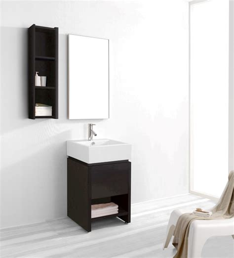 20 Inch Wide Bathroom Vanity 20 Inch Gulia Vanity Space Saving Cabinet 20 Inch Wide Vanity
