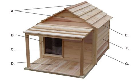 free dog house free dog house plans with porch