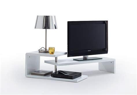 Tv Board Ecke by Tv Board Samira Lowboard In Wei 223 Hochglanz Und Chrom Mit