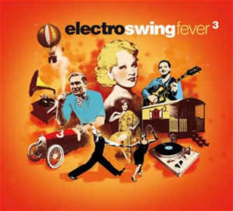 electro swing fever various electro swing fever 3 cd at discogs