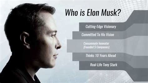 Elon Musk Leadership Style | elon musk visionary leader entrepreneur youtube