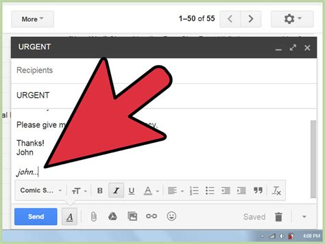 format email in c how to format an email 5 steps with pictures wikihow