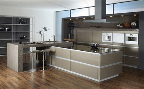 Contemporary Style Kitchen Cabinets by Modern Style Kitchen Cabinets Trellischicago