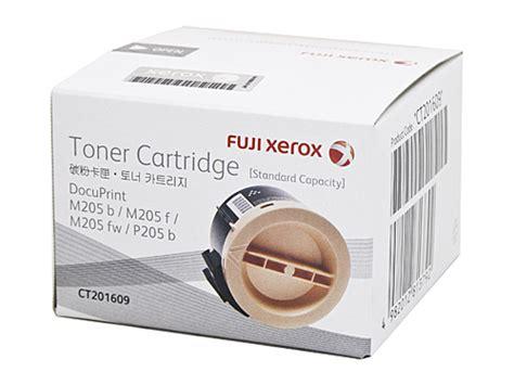 Toner Fuji Xerox M205b fuji xerox xct201609