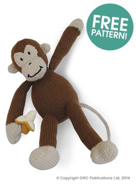Monkey Knits monkey patterns and knits on