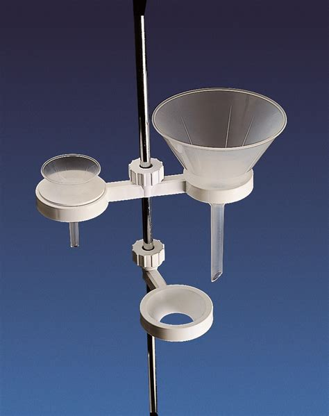 Funnel Rack by Cls And Supports Plastilab Products Kartell Labware