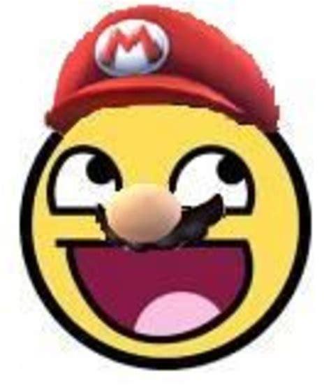 Super Happy Face Meme - epic face mario memes