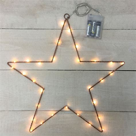 Star Led Lights Battery Operated