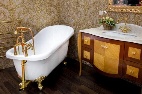 schöne fliesen fürs bad retro badezimmer idee