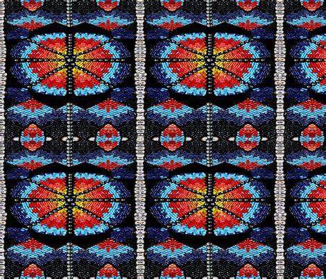 beadwork on fabric beadwork symbols giftwrap fabric is my